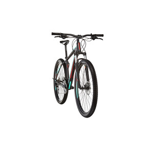 "ORBEA MX 30 29"" Black-Turquoise-Red"